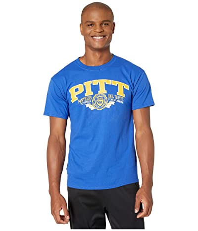 Champion College Pitt Panthers Jersey Tee (Royal) Men