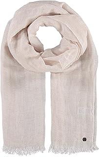 FRAAS Damen-Schal aus Viskosemischung - 70 x 180cm Größe - XXL Stola mit Fransen - Perfekt für den Frühling und Sommer