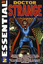 Essential Dr Strange: Volume 2: Doctor Strange #169-178 & 180-183, Avengers #61, Sub-Mariner #22, Marvel Feature #1, Incredible Hulk #126 and More: v. 2