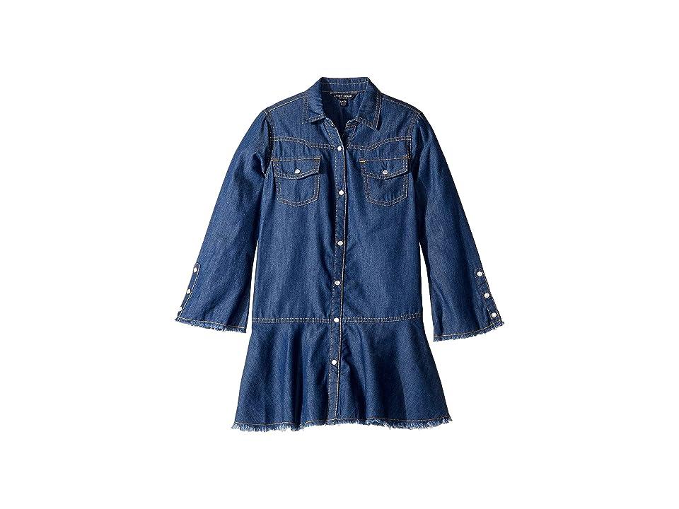 Lucky Brand Kids Rae Dress (Big Kids) (Devon Wash) Girl