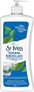 St. Ives Body Lotion for sensitive skin Collagen Elastin made with 100% naturally sourced moisturizers 600 mL