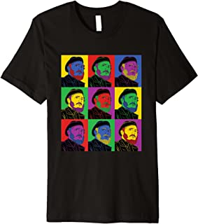 Fidel Castro T-Shirt - Vintage Pop Art Historical Tee