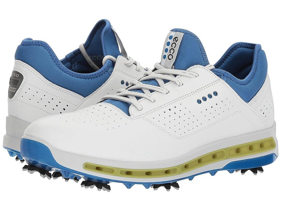 ECCO Golf Cool 18 GTX (White/Dynasty) Men