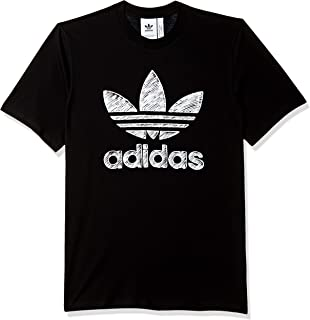Adidas Men's Hand Drawn T1 T-Shirt
