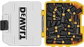 DEWALT Pontas de chave de impacto FlexTorq, Torx, 0,6 cm x 2,5 cm, pacote com 30 (DWA1TX25IR30)
