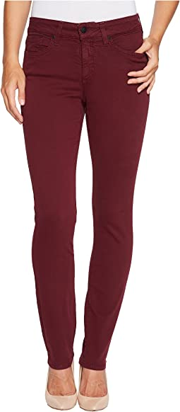 NYDJ - Alina Legging Jeans in Deep Currant