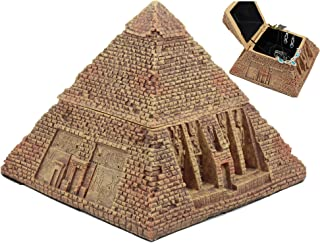 Ebros Ancient Egyptian Pyramid Box 7