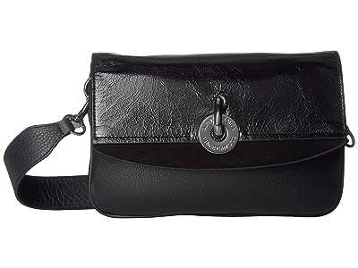 Vince Camuto Yael Shoulder (Nero) Handbags