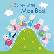 1-2-3: My Little Mice Book - First numbers from 1 – 10, age 2 years +.