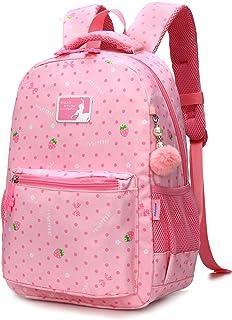 ArcEnCiel Backpack for Girls Princess School Bags Kids Bookbag