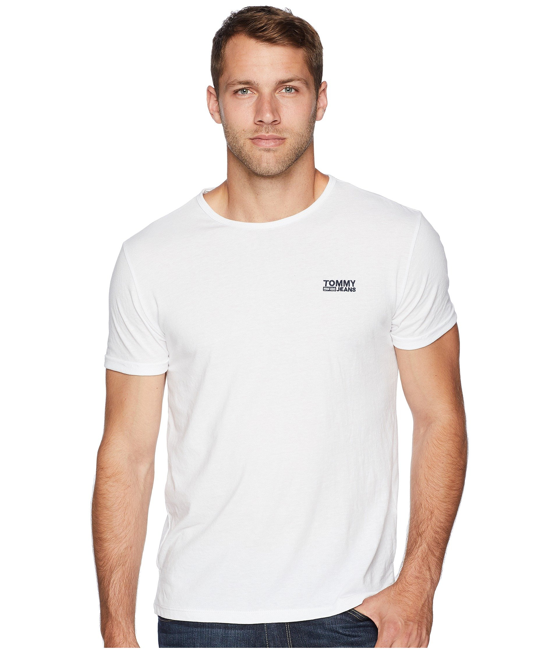 Jaspe Tee White Jeans Modern Tommy Classic qTESwTC
