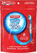 Colgate Wisp Max Fresh Peppermint Mini-Brushes, 24 count