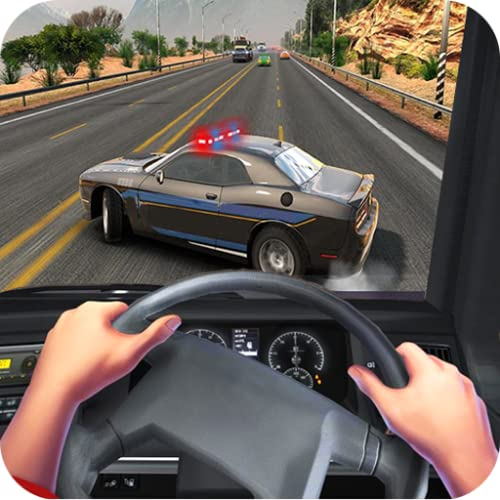 Game:POV Car Highway Driving Police Racer Simulator 3D 2020