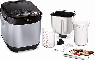 Moulinex OW240E30 Brood en behandelt Machine met Yoghurt Functie - Metaal/Zwart