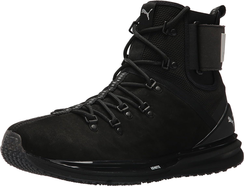 Amazon.com | PUMA Men's Ignite Limitless Boot Sneaker | Fashion ...