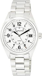 Hamilton Reloj Analogico para Hombre de Cuarzo con Correa en Acero Inoxidable H68551153