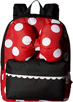4a33551e2db Racing Red. 102. Vans. Mickey s 90th Minnie Realm Backpack