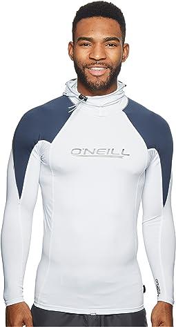 O'Neill - Skins O'Zone Long Sleeve w/ Hood