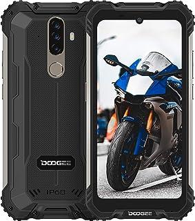 DOOGEE S58 PRO SIM-Free Mobile Phones - Black