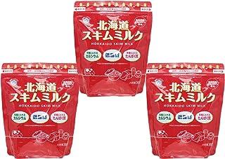 雪印メグミルク 北海道スキムミルク 360g×3袋