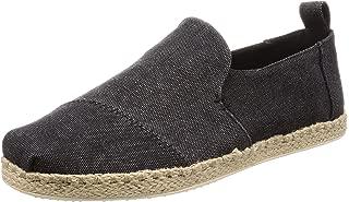 Men's Deconstructed Alpargata Slip-On Shoes
