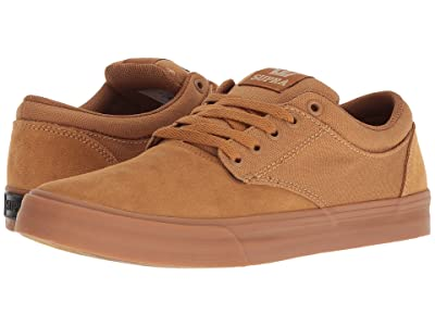 Supra Chino (Tan/Gum) Men
