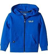 Polo Ralph Lauren Kids - Tech Fleece Full Zip Hoodie (Toddler)