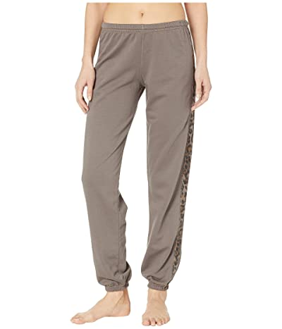 Hard Tail OG Racer Stripe Pull-On Sweatpants (Twig) Women