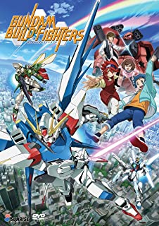 Gundam Build Fighters: Complete Collection [DVD] [Import]