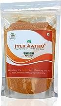 IYERAATHU Sambar Powder 250gms - Authentic Spice Blend Direct from a Brahmin Home