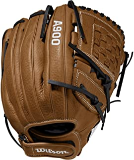 Wilson 2020 Aura 12 英寸投手/内场垒球手套 - 左手投掷