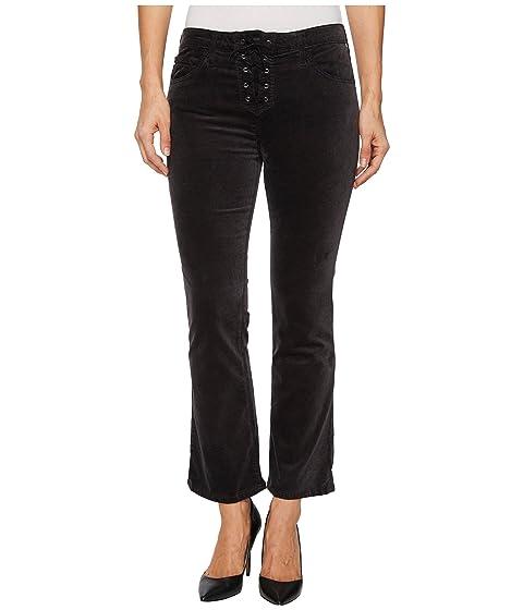 The Jodi Crop velveteen jeans AG - Adriano Goldschmied 9rr9K0