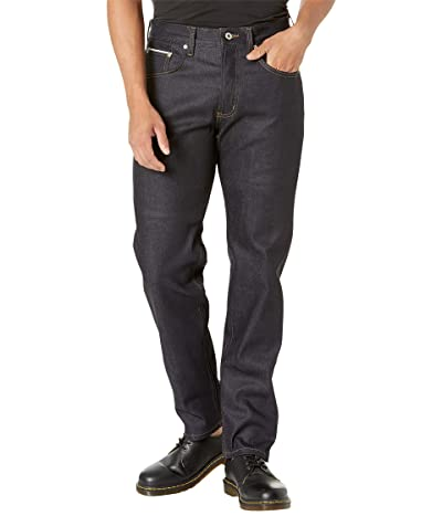 Naked & Famous Easy Guy in Nightshade Stretch Selvdge