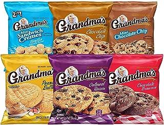 Grandma's Cookies Variety Pack, (30 Pack)