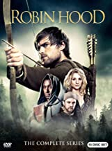 Robin Hood: The Complete Series (DVD)