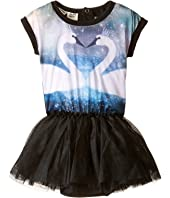 Rock Your Baby - Swan's Way Circus Dress (Infant)