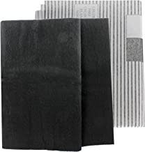 Spares2go Large Cooker Hood Grease Filters For AGA Vent Extractor Fans (2 x Filter, Cut to Size - 100 cm x 47 cm)