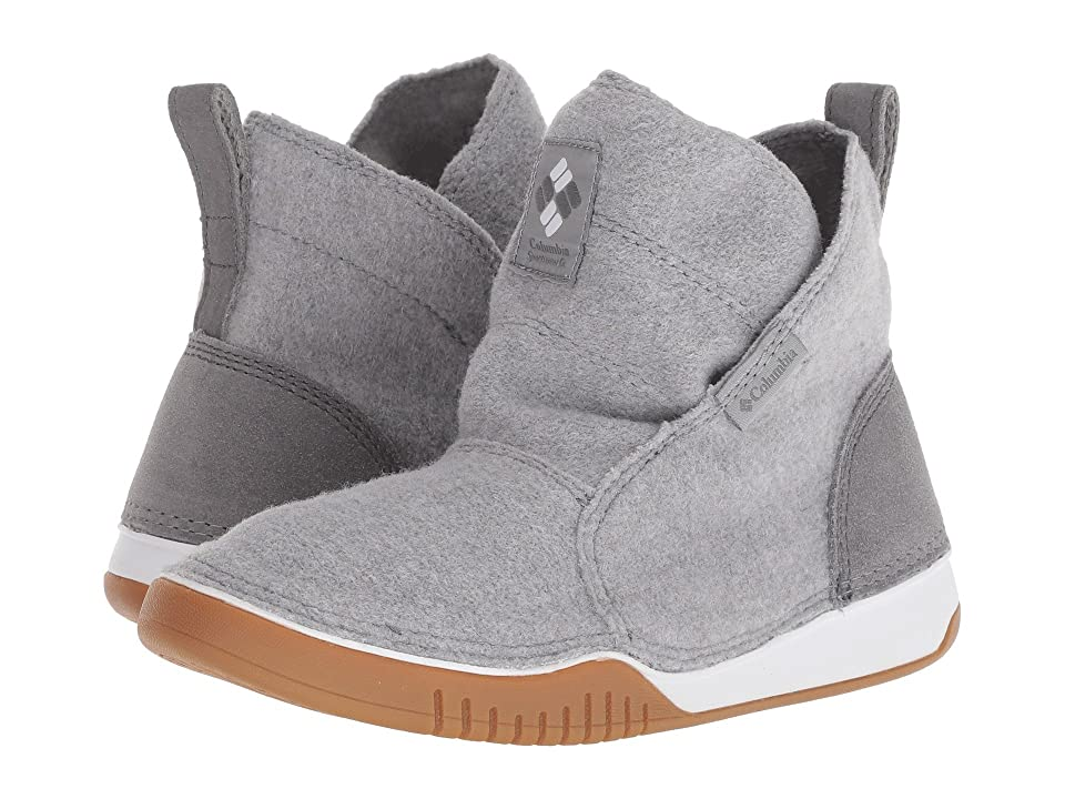 Columbia Bridgeport Mid Wool (Steam/Ti Grey Steel) Women