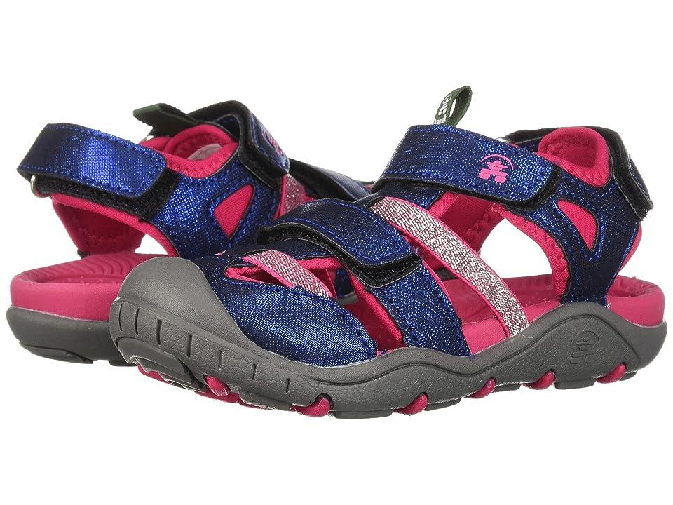 Kamik Kids Pearl (Toddler/Little Kid/Big Kid) (Navy) Boys Shoes