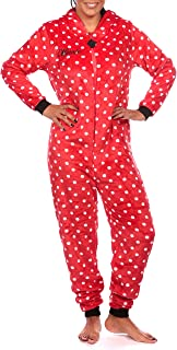 Pijama Entera para Mujer Minnie Mouse