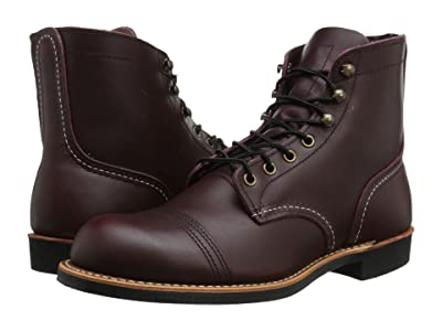 Red Wing Heritage 6 Iron Ranger Lug (Oxblood Mesa) Men