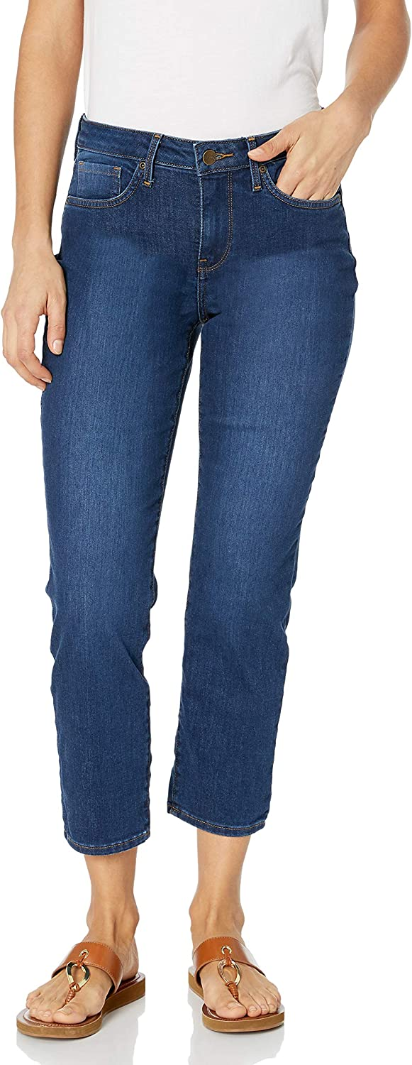 NYDJ Women's Petite Ranking integrated 1st place Sheri Slim Ankle discount Jeans