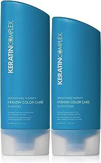 Keratin Complex Color Care Shampoo & Conditioner Duo - 13.5oz