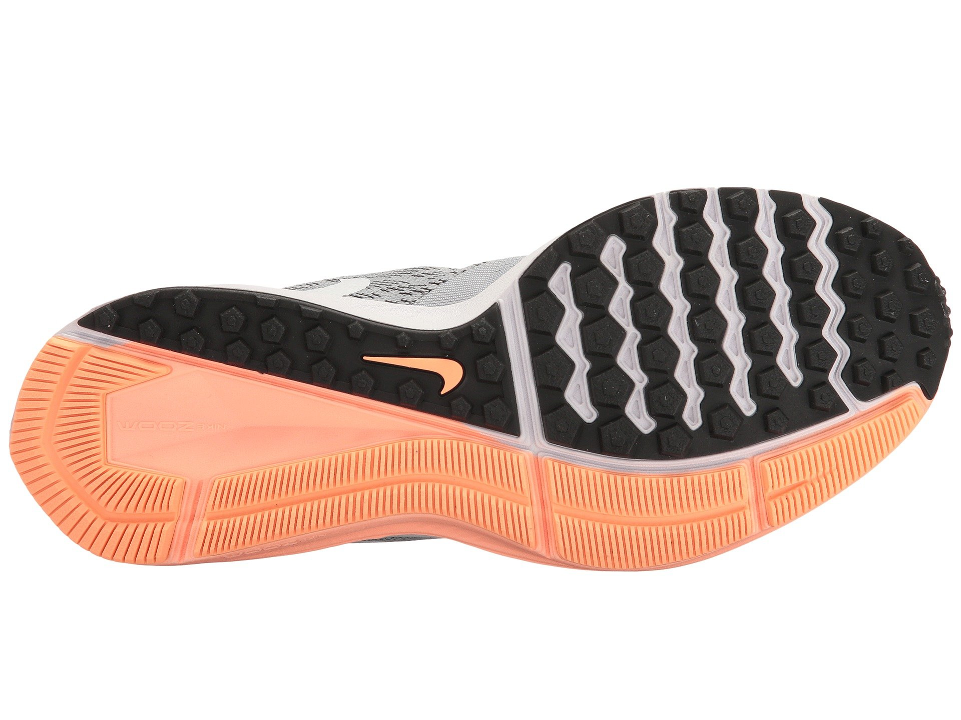 Nike Women's Air Zoom Winflo 4 Running Shoes Academy