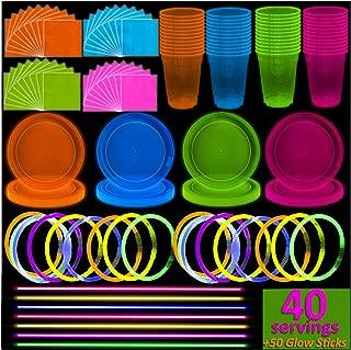 Neon Plates (9