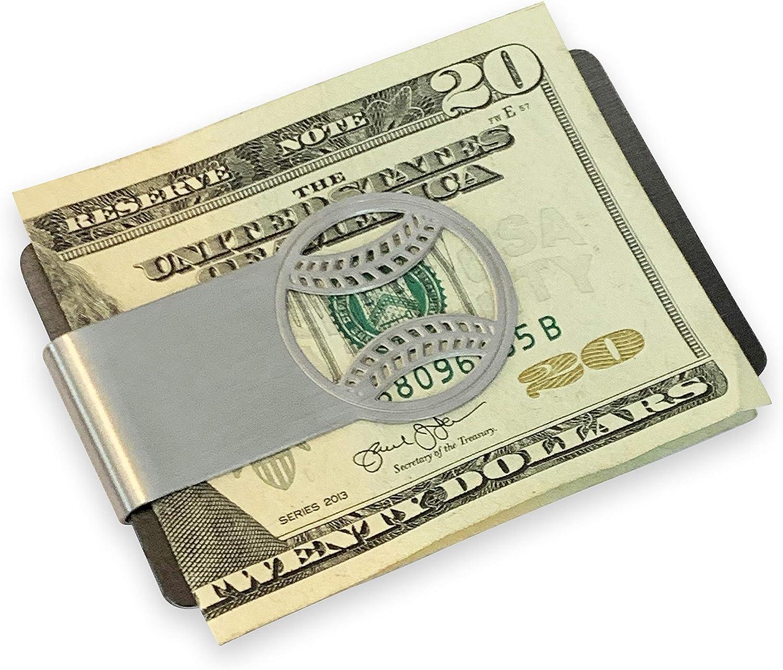 Baseball Money Clip by Ballpark Elite