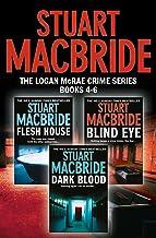 Logan McRae Crime Series Books 4-6: Flesh House, Blind Eye, Dark Blood (Logan McRae) (Logan McRae Collection Book 2)