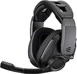 Sennheiser GSP 670 Premium Wireless Gaming Headset, Lag-Free Low-Latency and Bluetooth connection with Sennheiser 7.1 Surr...
