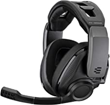 EPOS I SENNHEISER GSP 670 Wireless Gaming Headset, Low-Latency Bluetooth, 7.1 Surround Sound, Noise-Cancelling Mic, Flip-t...