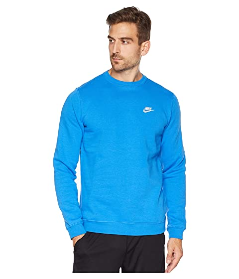 6ae0e87437b5 Nike Club Fleece Pullover Crew